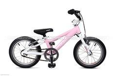 Różowy, lekki rowerek Woom 2 na kołach 14 cali Bmx, Cali, Bicycle, Motorcycle, Vehicles, Bike, Bicycle Kick, Bicycles, Motorcycles