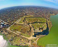 Akkerman fortress , Bilhorod-Dnistrovskyi , Ukraine .