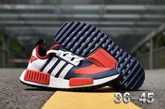 138be8c94 Adidas NMD 2017 R1 Unisex  black  white  red shoes Whatsapp 8613328373859