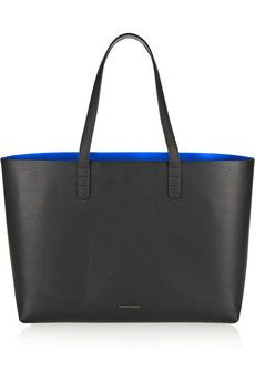 Mansur Gavriel Small leather tote | NET-A-PORTER