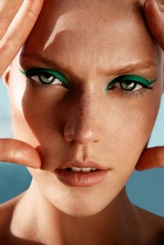 Make 'em green with envy  #macys #cosmetics #beauty