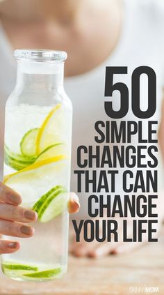 Simple Changes That Can Change Your Life The are fabulous healthy changes that can change your life.The are fabulous healthy changes that can change your life. Healthy Diet Tips, Get Healthy, Healthy Habits, Healthy Choices, Healthy Meals, Healthy Lifestyle Changes, Organic Lifestyle, Happy Healthy, Healthy Living Tips