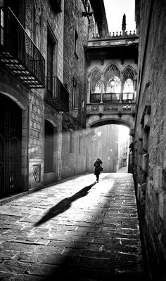 Gothic Quarters - Barcelona, Spain | by Frank van Haalen