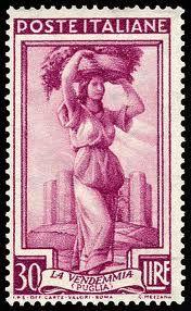 _vintage stamp