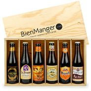 Beers of the World Gift Set - Box of 6 bottles (6x33cl)