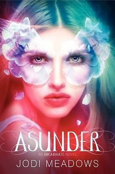 Asunder by Jodi Meadows (2013, Hardcover, First Edition)