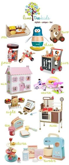 Lime Tree Kids For Stylish, Unique & Fun Toys & Gifts: Up To 60% Off Sale + FREE Christmas Memory Book GWP Offer
