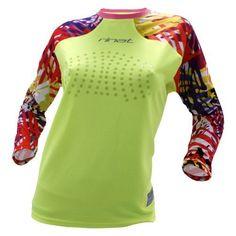 83852cd48ac Amazon.com : Rinat Hawaii Women's Goalkeeper Jersey NEON YEL : Soccer  Jerseys : Sports & Outdoors