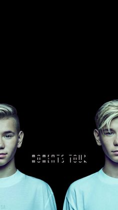 Marcus and Martinus wallpaper MOMENTS (31.03.18)