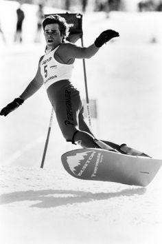 "Burton ""the roots"". Burton History Snurfer Snowboard Old School www.nwpd.ad"