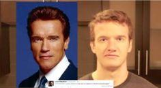 Mini and Arnie comparison. by InsomniacArisen on @DeviantArt
