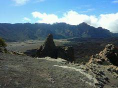 Vulcano landscape Tenerife