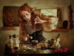 Кьяра Ферсини и ее задумчивые работы (21 работа)