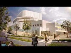 Kristiansund Opera and Culture Centre - Projects - C.F. Møller