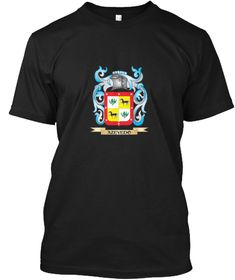 Azevedo Coat Of Arms   Family Crest Black T-Shirt Front - This is the perfect gift for someone who loves Azevedo. Thank you for visiting my page (Related terms: Azevedo,Azevedo coat of arms,Coat or Arms,Family Crest,Tartan,Azevedo surname,Heraldry,Family Reunio #Azevedo, #Azevedoshirts...)