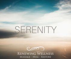 The amazing power of pure Serenity! - RenewingWellness.Net