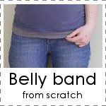 I wish I saw this prior to Jack :) This site is all DIY maternity stuff. LOVE!