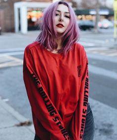 Nicole Alyse hair