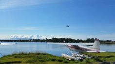 Anchorage float planes