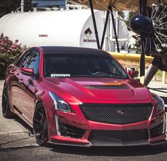Home Decorating Online Tools Info: 8764933828 Cadillac Cts V, Cadillac Escalade, Modern Muscle Cars, American Muscle Cars, Weird Cars, Cool Cars, Crazy Cars, Automobile, Sweet Cars