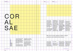 Free Editorial Layouts [InDesign] by Chandesh Tk, via Behance i like the grid balance Book Layout, Page Layout, Editorial Layout, Editorial Design, Magazine Layout Design, Magazine Layouts, Placemat Design, Magazin Design, Menu Design