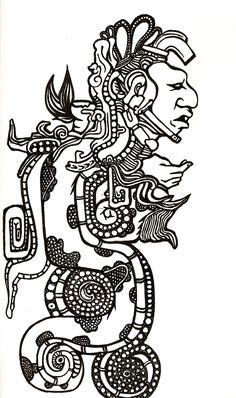 About Mayan On Pinterest Symbols Tattoos And Maya