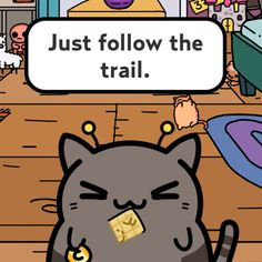 Look what the cat dragged in! #iOS www.kleptocats.com/share #caturday