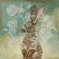 Rose Rabbit,  Anne Siems, 2012