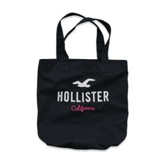 So Cal Book Tote- Hollister