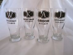 Wedding glasses for men