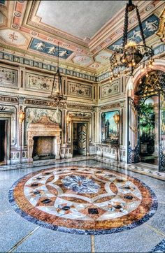 Tea room - Vizcaya