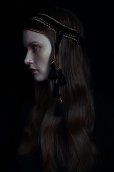 Mystic Black by mariehochhaus on Flickr #photography #portrait