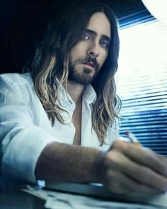 Are u writing a new song Jared?