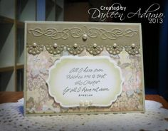 FS347~CASing Susie! by darleenstamps - Cards and Paper Crafts at Splitcoaststampers