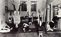 Women's Gym, NYC, 1910
