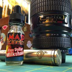 #WakenVape  Coffee in a Lens X The Nado by @elementmods X #Fivedollarmilkshake by @madscientistvapor | Good Morning IG Family  #TheVappixProject #Vappixstyle #vappix #vapeporn #subohm #vape #eliquid #elementmods #getmad #mod #igvape #iVape #vape #ecig #Padgram