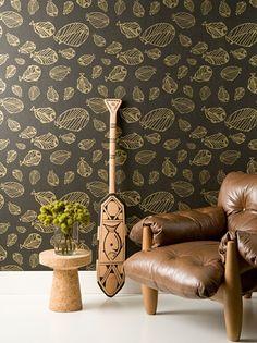 O papel de parede e uma forte tendencia em decoração confira os modelos e dicas de como escolher este poderoso artigo decorativo em sua sala