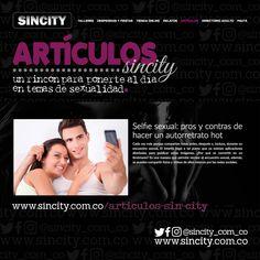 📖 #ArtículosSinCity . #SelfieSexual : pros y contras de hacer un #autorretrato #hot . Cada vez más parejas comparten fotos antes, después o, incluso, durante un encuentro sexual. El interés llegó a tal punto que ya existen aplicaciones diseñadas para publicar estas imágenes... #RecomendadoDelDía #articulos #articulossobresexo #sincity #sincitycolombia #colombia ➡️ http://sincity.com.co/articulos-sin-city/ ⬅️