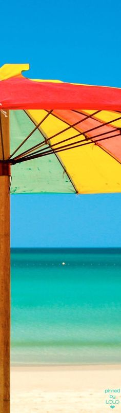 Beach umbrella | LOLO❤︎