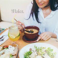 Chestnut soup  #bakucafe #beatgroup #baku #azerbaijan #restaurants #cafe #cuisine #food #soups #chestnutsoup