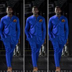 MNL Design Effizy Nwa African Style Men's Wear. African inspired design. #africsnfashion #africanstyle #mensstyle #mensshirt