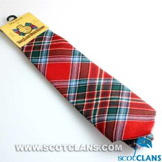 Clan MacBean Wool Ta