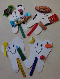 Meisterdada on vahva: Hammaste tervis - Salud Bucal 2020 Kids Crafts, Preschool Projects, Preschool Curriculum, Preschool Science, Preschool Learning, Toddler Crafts, Free Preschool, Dental Health Month, School Health