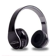 Bessky Wireless Bluetooth V4.1 Headset Stereo Bluetooth Headphones for Cell Phones Tablet