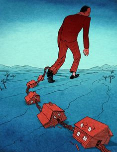 Editorial Illustrations by Koren Shadmi