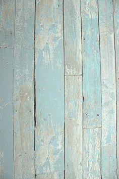 Vlies Tapete Antik Holz Rustikal Blau Türkis Beige Verwittert, Http://www.