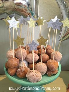 Parties On A Penny: Twinkle Twinkle Little Star Baby Shower Dessert Table