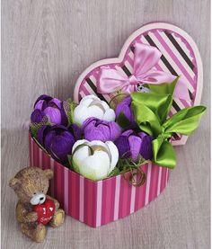 Букеты из конфет, заказать букет из конфет Киев, цена, фото
