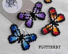 Popular items for hama mini beads on Etsy