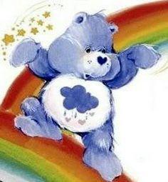 Cb Care Bear Birthday, Care Bear Party, Care Bears Vintage, Nursery Book, Old School Cartoons, Rainbow Brite, Vintage Cartoon, Bear Art, My Childhood
